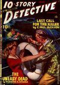 10-Story Detective Magaizine (1938-1949 Ace Magazines) Pulp Vol. 8 #2