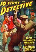 10-Story Detective Magaizine (1938-1949 Ace Magazines) Pulp Vol. 8 #3