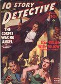 10-Story Detective Magaizine (1938-1949 Ace Magazines) Pulp Vol. 8 #4