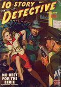 10-Story Detective Magaizine (1938-1949 Ace Magazines) Pulp Vol. 9 #1
