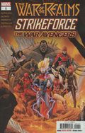 War of the Realms Strikeforce The War Avengers (2019 Marvel) 1A