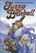 Fuzzy Baseball HC (2019 Papercutz) 1-1ST