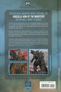 Godzilla Aftershock HC (2019 Legendary Comics) MonsterVerse 1-1ST