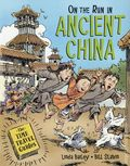 On the Run in Ancient China GN (2019 Kids Can Press) The Time Travel Guides 1-1ST