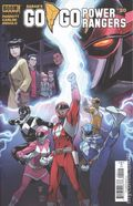 Go Go Power Rangers (2017 Boom) 20A
