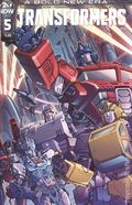 Transformers (2019 IDW) 5A