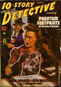 10-Story Detective Magaizine (1938-1949 Ace Magazines) Pulp Vol. 9 #3