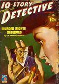 10-Story Detective Magaizine (1938-1949 Ace Magazines) Pulp Vol. 9 #4