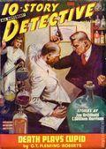 10-Story Detective Magaizine (1938-1949 Ace Magazines) Pulp Vol. 10 #1
