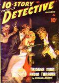 10-Story Detective Magaizine (1938-1949 Ace Magazines) Pulp Vol. 10 #3