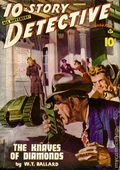 10-Story Detective Magaizine (1938-1949 Ace Magazines) Pulp Vol. 10 #4
