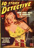 10-Story Detective Magaizine (1938-1949 Ace Magazines) Pulp Vol. 11 #1