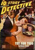 10-Story Detective Magaizine (1938-1949 Ace Magazines) Pulp Vol. 11 #3