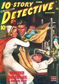 10-Story Detective Magaizine (1938-1949 Ace Magazines) Pulp Vol. 12 #1