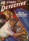 10-Story Detective Magaizine (1938-1949 Ace Magazines) Pulp Vol. 12 #2