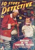 10-Story Detective Magaizine (1938-1949 Ace Magazines) Pulp Vol. 12 #3