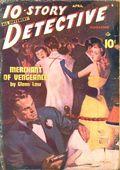 10-Story Detective Magaizine (1938-1949 Ace Magazines) Pulp Vol. 12 #4