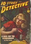 10-Story Detective Magaizine (1938-1949 Ace Magazines) Pulp Vol. 13 #1