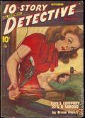 10-Story Detective Magaizine (1938-1949 Ace Magazines) Pulp Vol. 13 #2