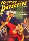 10-Story Detective Magaizine (1938-1949 Ace Magazines) Pulp Vol. 13 #3