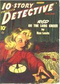 10-Story Detective Magaizine (1938-1949 Ace Magazines) Pulp Vol. 13 #4