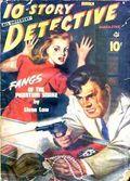10-Story Detective Magaizine (1938-1949 Ace Magazines) Pulp Vol. 14 #1