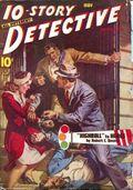 10-Story Detective Magaizine (1938-1949 Ace Magazines) Pulp Vol. 14 #2
