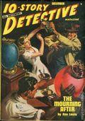 10-Story Detective Magaizine (1938-1949 Ace Magazines) Pulp Vol. 15 #1