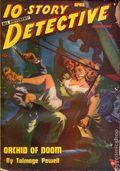 10-Story Detective Magaizine (1938-1949 Ace Magazines) Pulp Vol. 15 #3