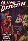 10-Story Detective Magaizine (1938-1949 Ace Magazines) Pulp Vol. 15 #4