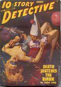 10-Story Detective Magaizine (1938-1949 Ace Magazines) Pulp Vol. 16 #1