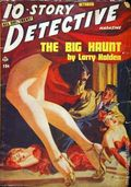 10-Story Detective Magaizine (1938-1949 Ace Magazines) Pulp Vol. 16 #2