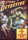 10-Story Detective Magaizine (1938-1949 Ace Magazines) Pulp Vol. 16 #3