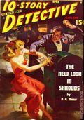 10-Story Detective Magaizine (1938-1949 Ace Magazines) Pulp Vol. 17 #1