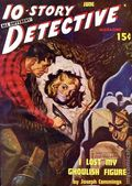 10-Story Detective Magaizine (1938-1949 Ace Magazines) Pulp Vol. 17 #2