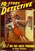 10-Story Detective Magaizine (1938-1949 Ace Magazines) Pulp Vol. 17 #3