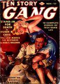 Ten Story Gang (1938-1939 Columbia Publications) Pulp Vol. 1 #2