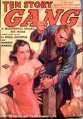 Ten Story Gang (1938-1939 Columbia Publications) Pulp Vol. 1 #3