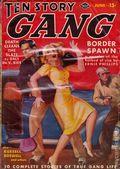 Ten Story Gang (1938-1939 Columbia Publications) Pulp Vol. 1 #5