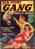 Ten Story Gang (1938-1939 Columbia Publications) Pulp Vol. 1 #6