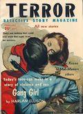 Terror Detective Story Magazine (1956-1957 Arnold Magazines) Pulp 3