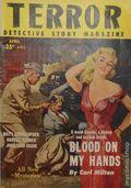 Terror Detective Story Magazine (1956-1957 Arnold Magazines) Pulp 4