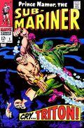 Sub-Mariner (1968 1st Series) 2