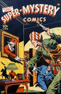 Super Mystery Comics (1940) Vol. 5 #6