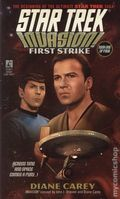 Star Trek First Strike PB (1996 Pocket Novel) Invasion: Book 1 1-REP