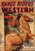 Range Riders Western (1938-1953 Better Publications) Pulp Vol. 17 #3