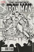 Invincible Iron Man (2017 4th Series) 600F