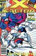 X-Factor (1986 1st Series) Mark Jewelers 49MJ