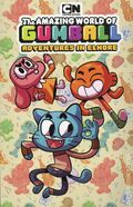 Amazing World of Gumball Adventures in Elmore GN (2019 Kaboom Comics) 1-1ST