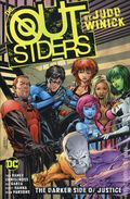 Outsiders The Darker Side of Justice TPB (2019 DC) By Judd Winick 1-1ST